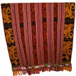 Tais kahe, cloth with uncut warp () Man's cloth wrap